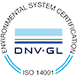 Environmental System Certification - DNV-GL